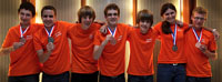 Nederlands team IMO2011